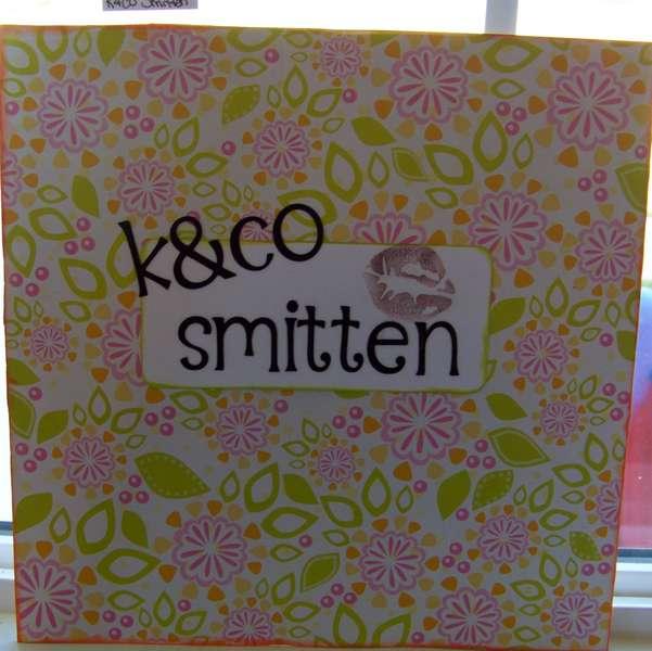 K&Co Smitten