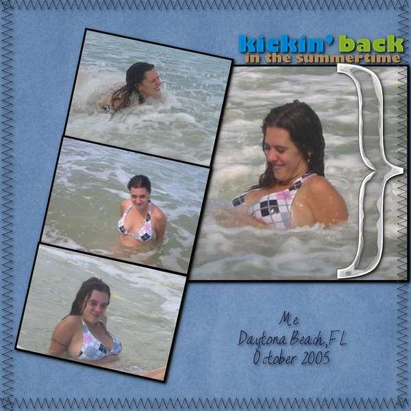 Beach Fun- redo