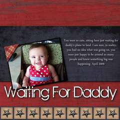 Waiting For Daddy- redo