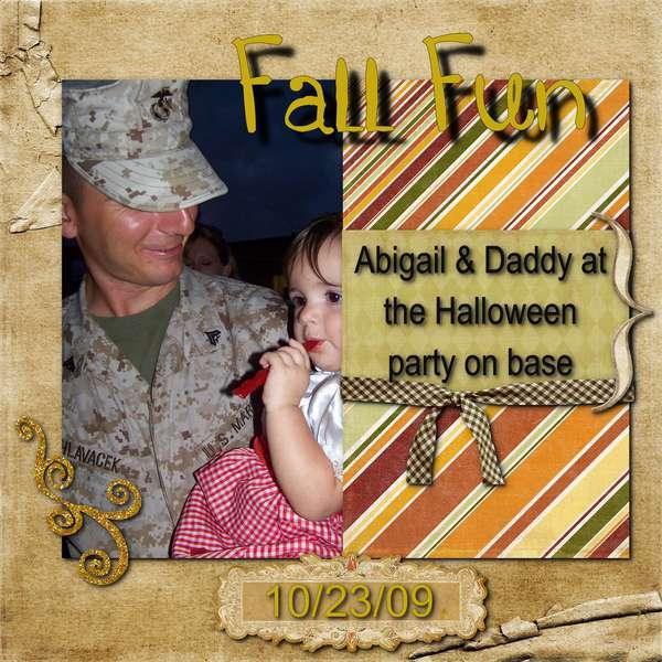 Fall Fun- redo