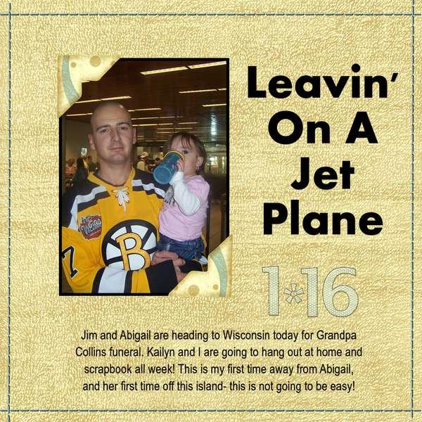 Jet Plane p365 day 16