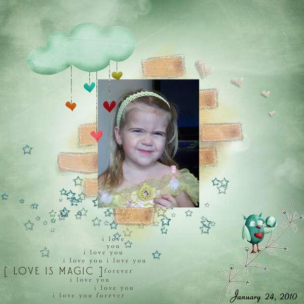 Love Is Magic p365 day 24