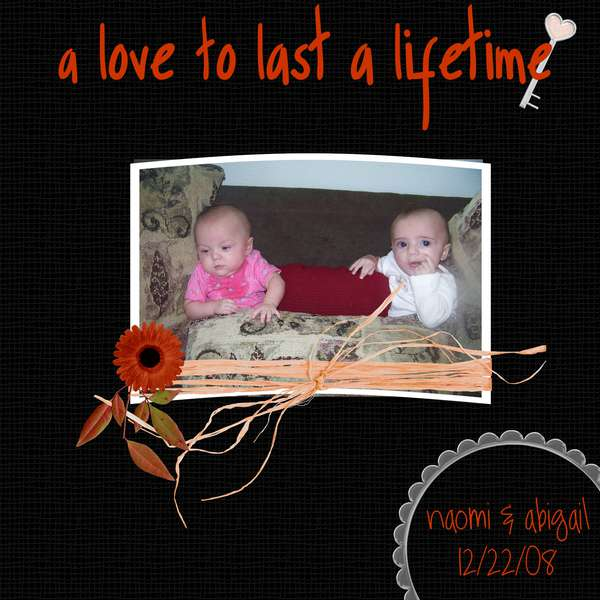 Love to last a lifetime