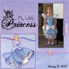 my little princess