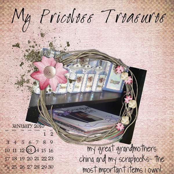 My Priceless Treasures p365 day 13