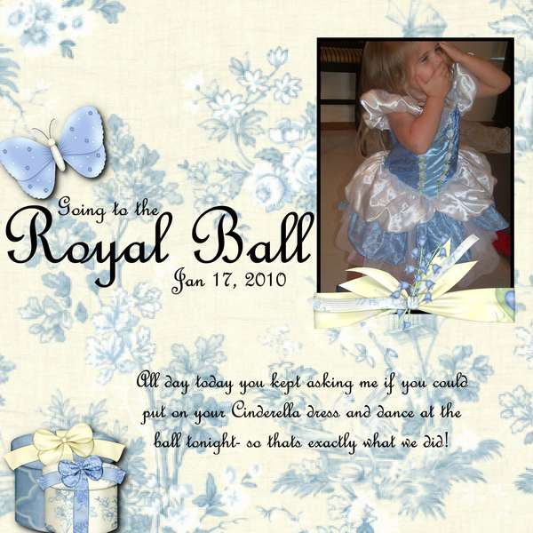 Royal Ball p365 day 17