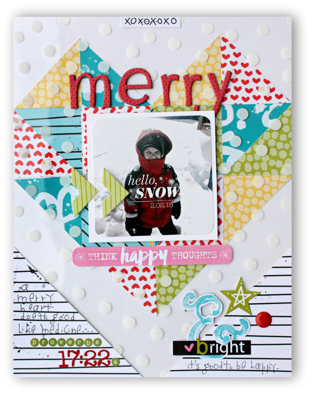 Merry & Bright *Bella Blvd + Illustrated Faith*