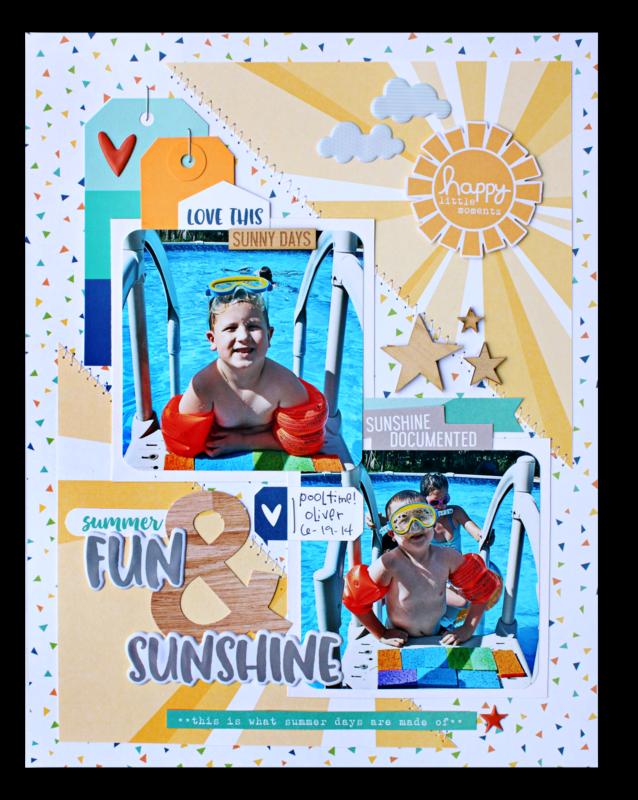 Summer Fun & Sunshine
