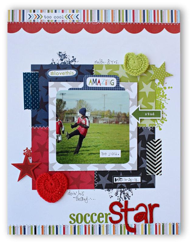 Soccer Star *Bella Blvd*