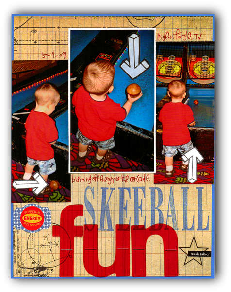 Skeeball Fun