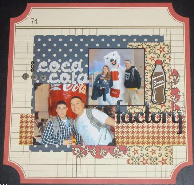 Carlos'Album-CocaCola Factory LO