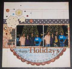 Carlos' Album~Happy Holidays LO