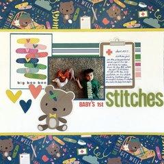 Baby's 1st Stitches