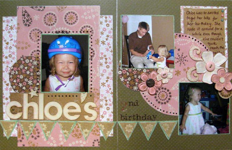 Chloe's 2nd Birthday
