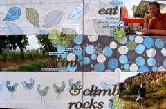 Eat, Drink & Climb Rocks