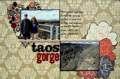 Taos Gorge 1