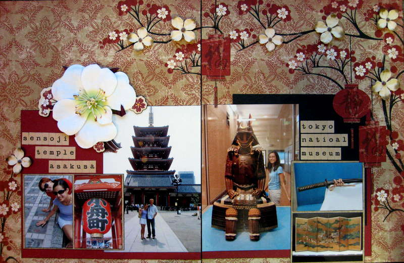 Sensoji Temple & Tokyo National Museum