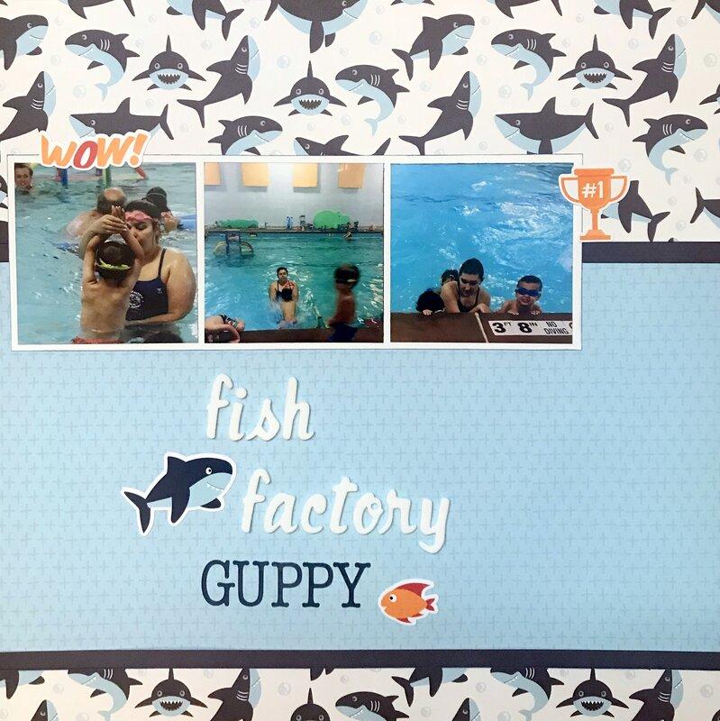 Fish Factory Guppy
