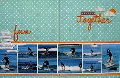 Surfing Together