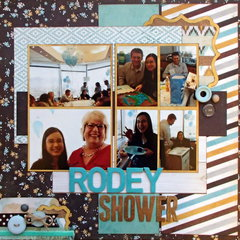 Rodey Shower