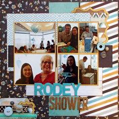 Rodey Shower