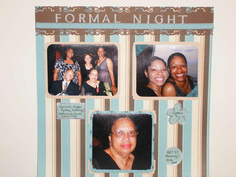 Formal Night