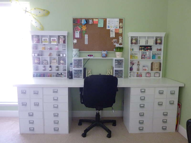 My new craft work space!