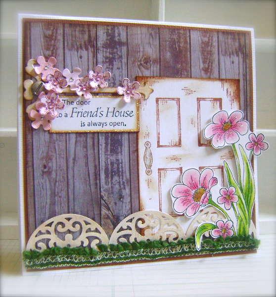 A Friend's House *Heartfelt Creations*