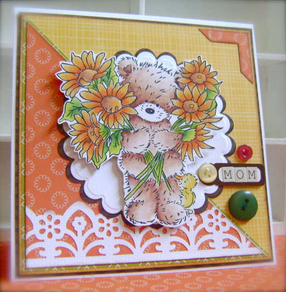 mom *Crafter's Companion April Guest DT*