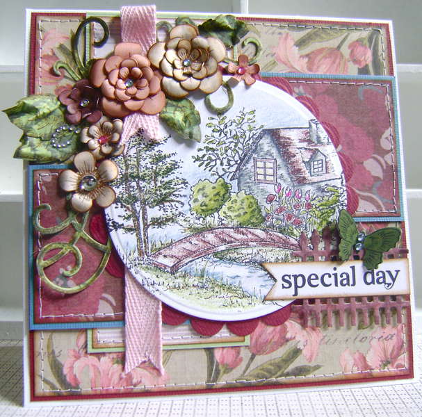 Special Day *Heartfelt Creations*