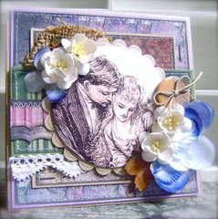 Wedding Card *Scrap That! July Kit*