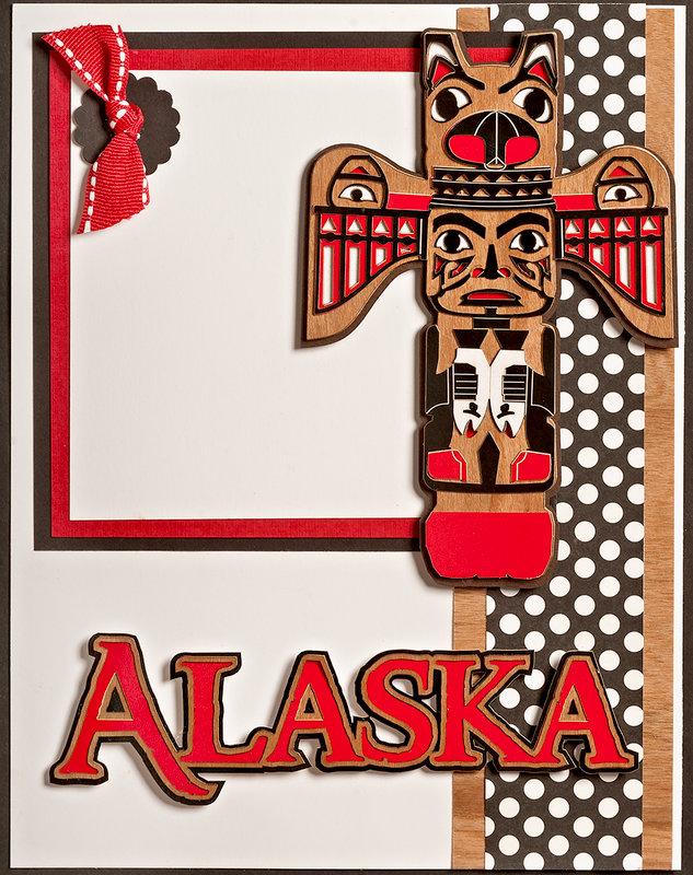 Alaska close-up