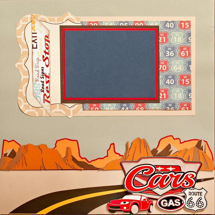 Retro Cars Page