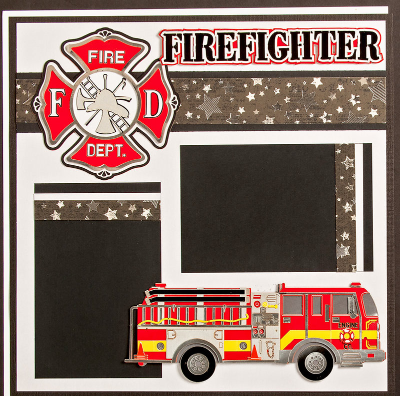 Fire Fighter page