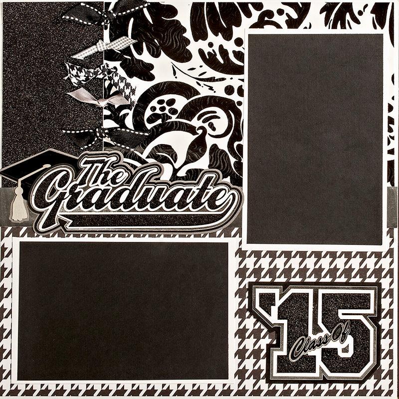 2015 Graduation page