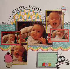 The Yum-Yum Page