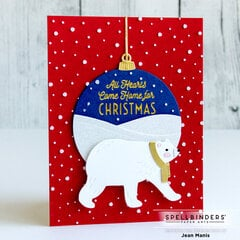 Polar Bear Christmas Greetings