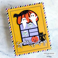Halloween Store Front