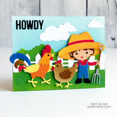 Howdy from the Farm