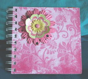 Bind it all notebook - Front