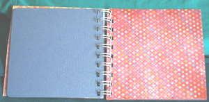 Bind in all notebook - inside back