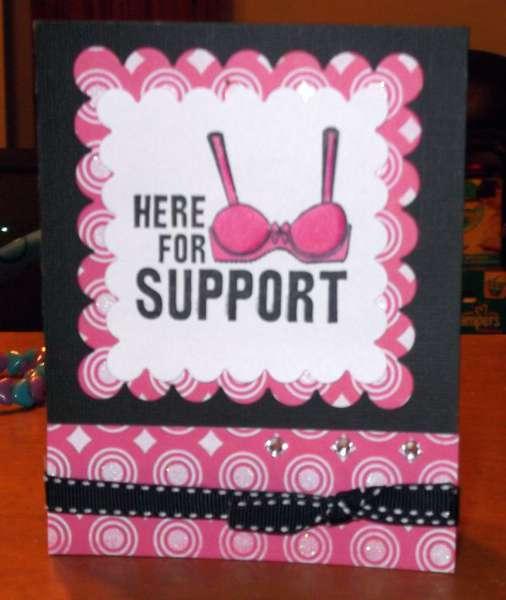 Pink Stamper NSD Challenge 3