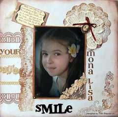 Your Mona Lisa smile