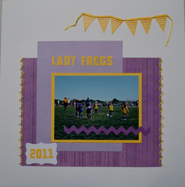Lady Frogs