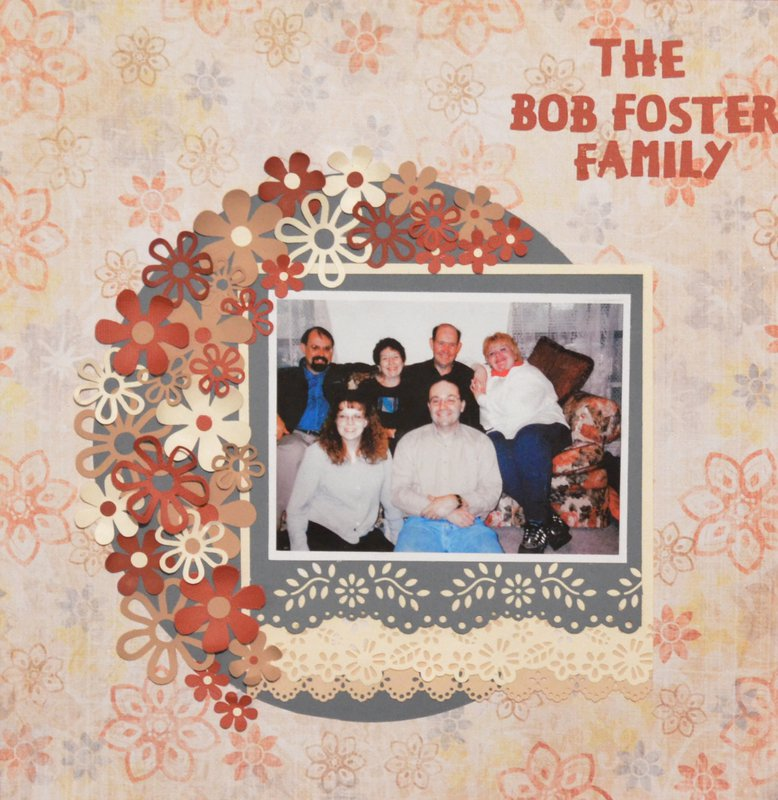 The Bob Foster Family