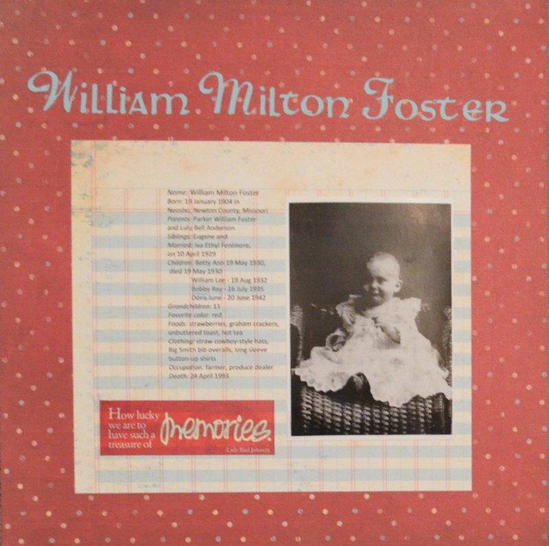 Wm Milton Foster