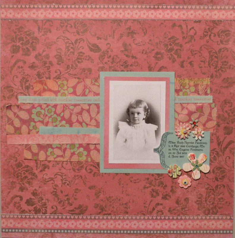 Miss Ruth Harriet Hackney