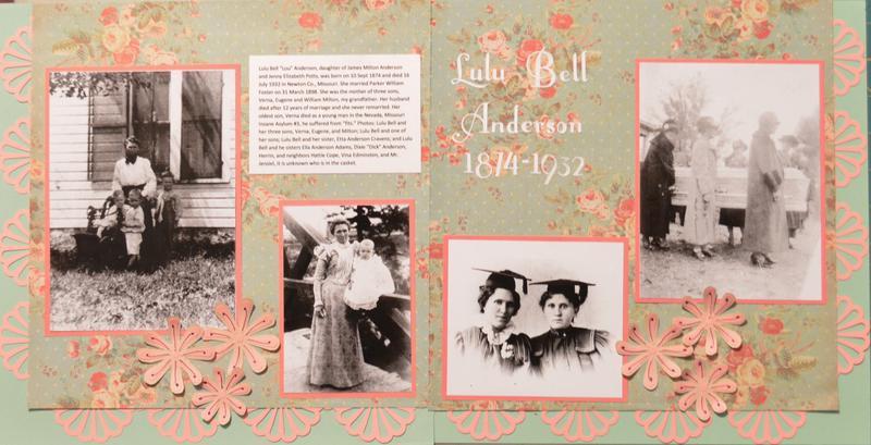 Lulu Bell Anderson
