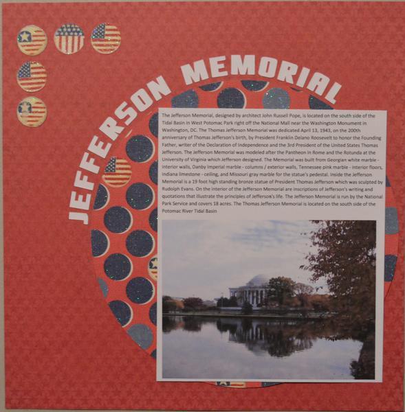 Jeffesrson Memorial