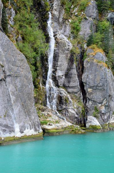 Tracy Arm Fjord, Dawes Glacier